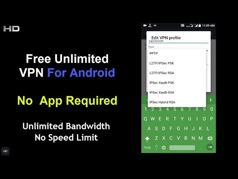 free vpn for android