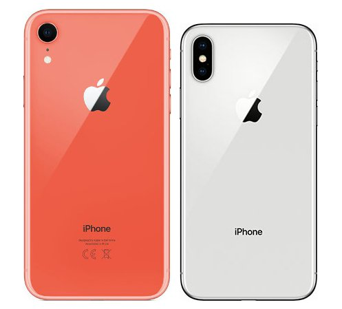 iphone 8 vs xr