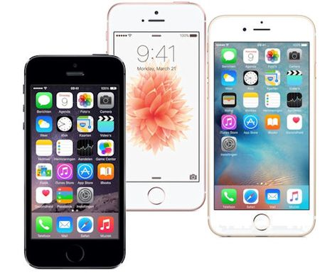 iphone 6 vs 6s