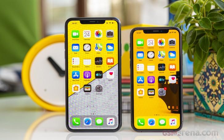 iphone xs max vs iphone 11 pro max