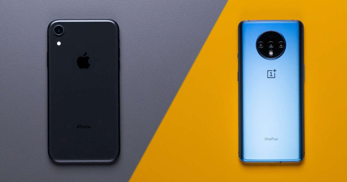 oneplus 7 pro vs iphone 11