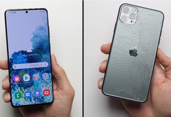iphone 11 pro vs iphone 11