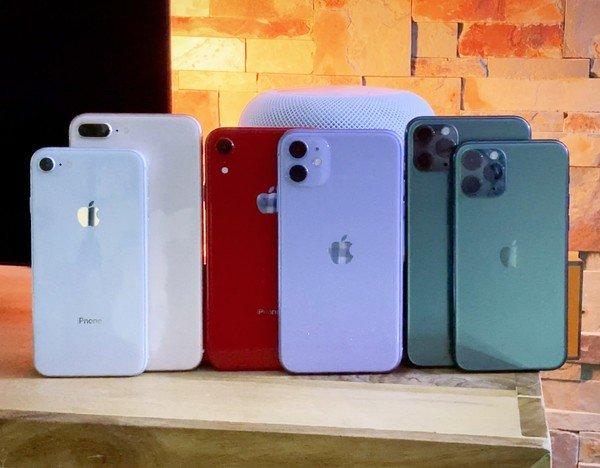 iphone 8 plus vs iphone 11
