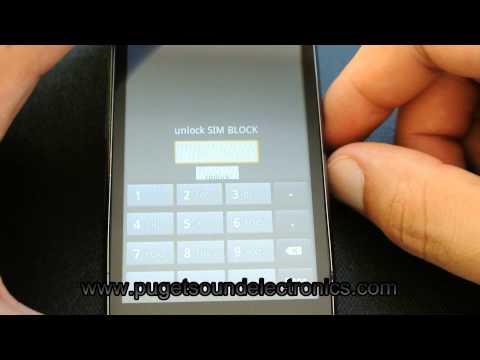 how to unlock huawei phone