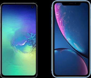 galaxy note 10 vs iphone 11