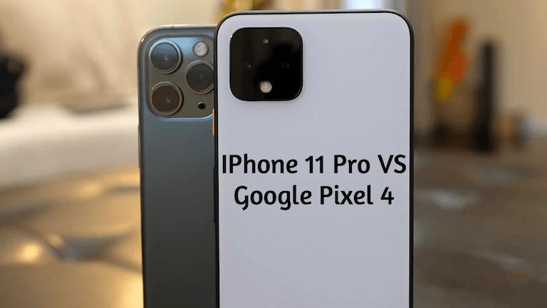 google pixel 4 vs iphone 11