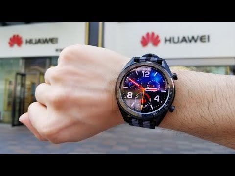 samsung gear s3 vs huawei watch 2