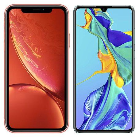 iphone 8 vs xr