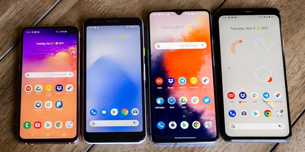 top 2020 smartphones